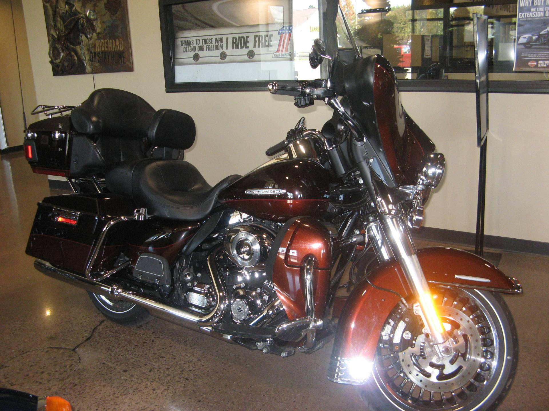 2011 Harley-Davidson Electra Glide® Ultra Limited in Erie, Pennsylvania