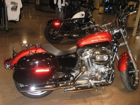 2013 Harley-Davidson Sportster® 883 SuperLow® in Erie, Pennsylvania