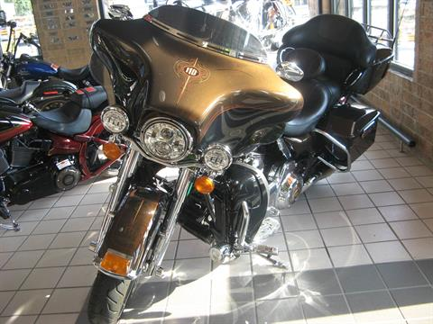 2013 Harley-Davidson Electra Glide® Ultra Limited 110th Anniversary Edition in Erie, Pennsylvania