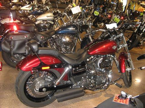 2016 Harley-Davidson Wide Glide® in Erie, Pennsylvania - Photo 1