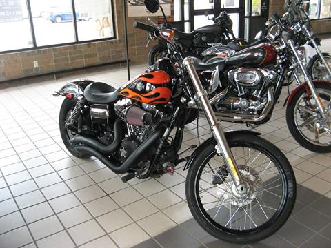 2010 Harley-Davidson Dyna® Wide Glide® in Erie, Pennsylvania - Photo 3