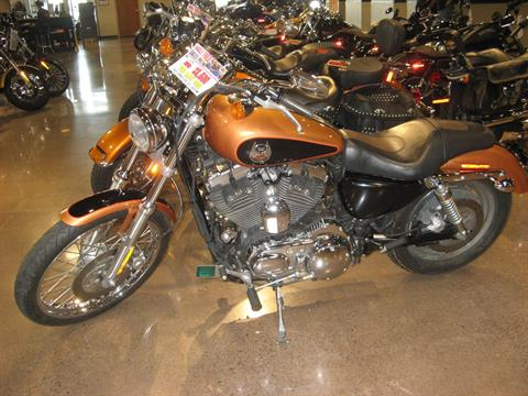2008 Harley-Davidson Sportster® 1200 Custom in Erie, Pennsylvania