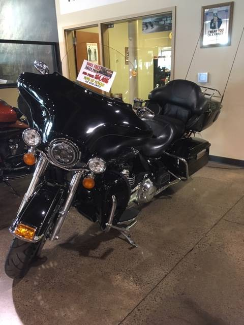 2012 Harley-Davidson Electra Glide® Ultra Limited in Erie, Pennsylvania - Photo 1