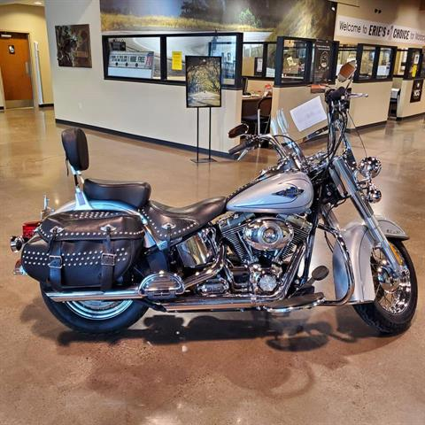 2011 Harley-Davidson Heritage Softail® Classic in Erie, Pennsylvania