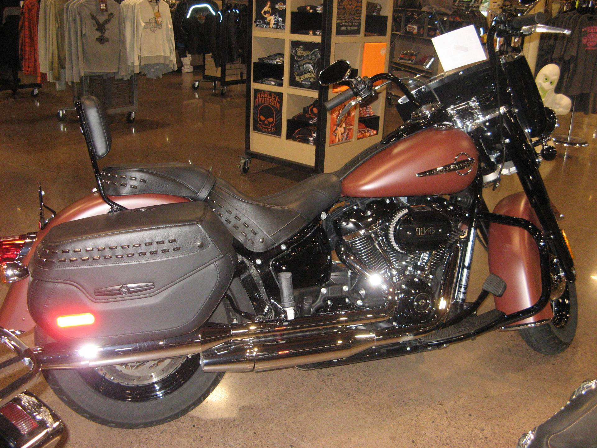 Harley Davidson Used >> Used 2018 Harley Davidson Heritage Classic 114 Motorcycles In Erie Pa