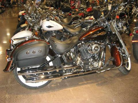 2009 Harley-Davidson Softail® Deluxe in Erie, Pennsylvania