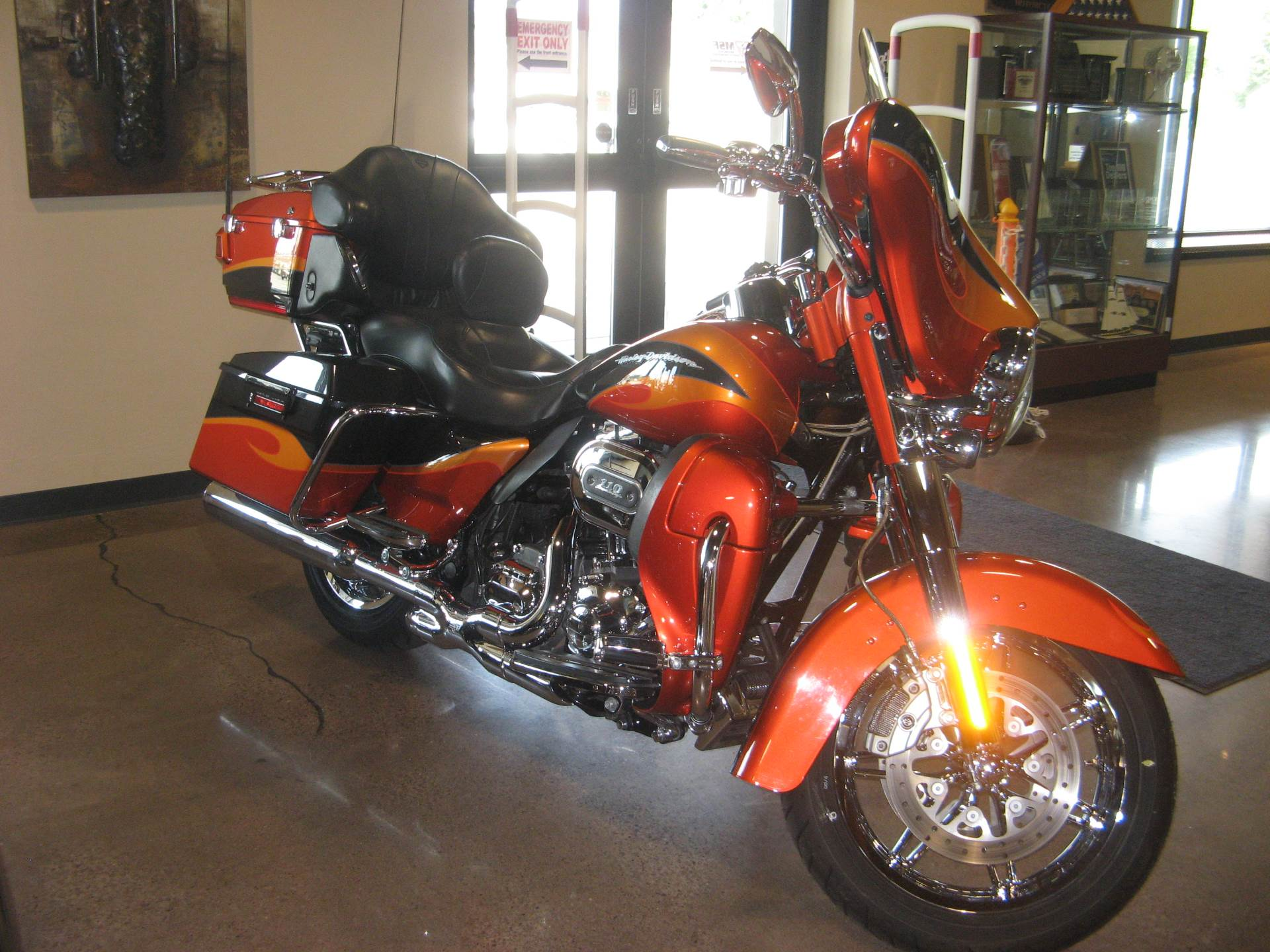 2013 Harley-Davidson CVO™ Ultra Classic® Electra Glide® in Erie, Pennsylvania