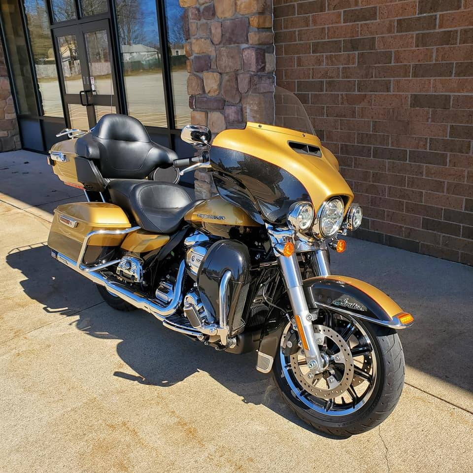 2017 Harley-Davidson Ultra Limited in Erie, Pennsylvania - Photo 3