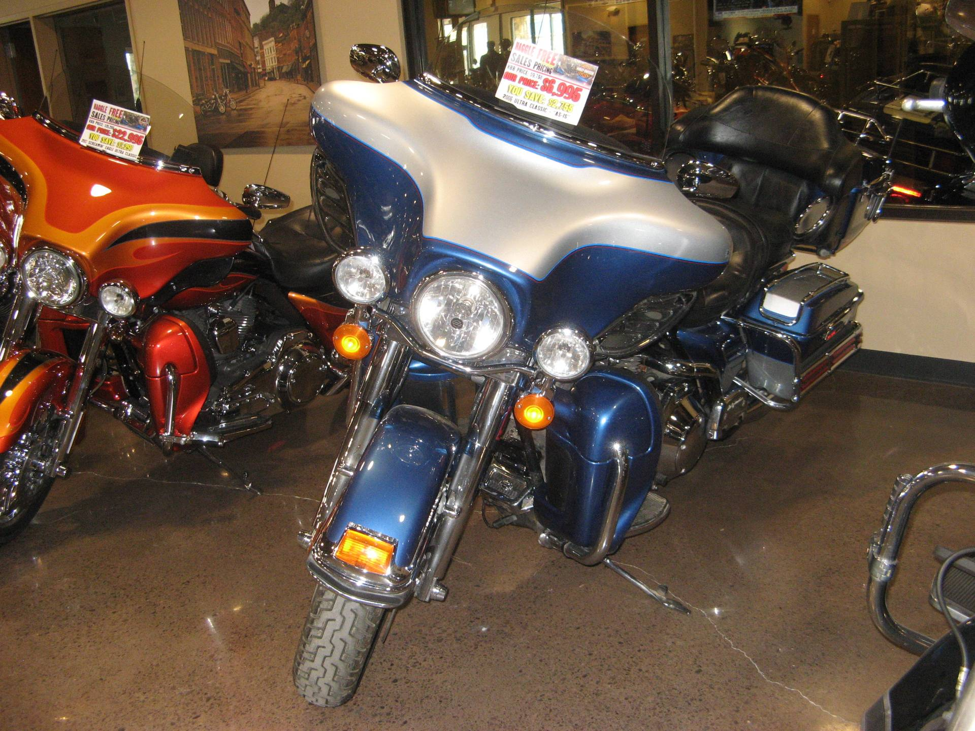 2006 Harley-Davidson Ultra Classic® Electra Glide® in Erie, Pennsylvania