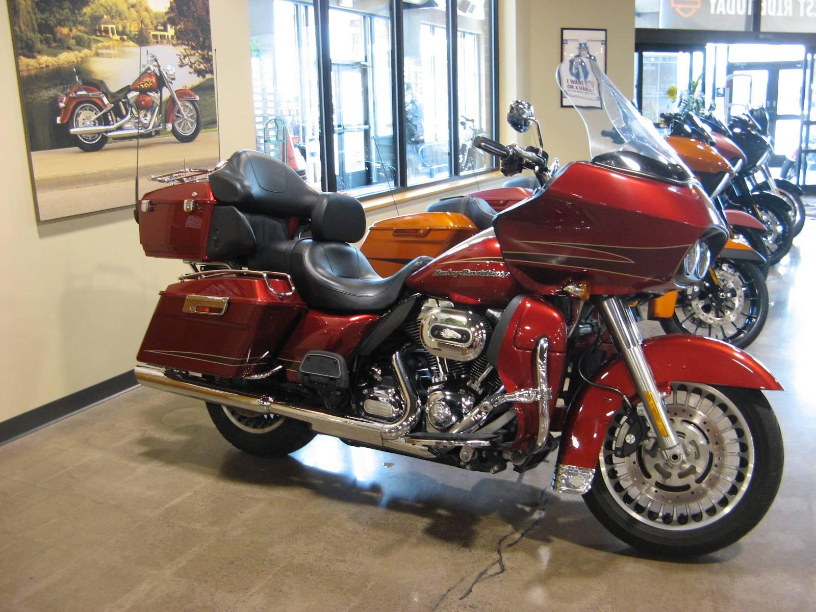2012 Harley-Davidson Road Glide® Ultra in Erie, Pennsylvania