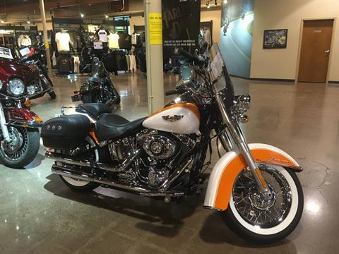 2014 Harley-Davidson Softail® Deluxe in Erie, Pennsylvania - Photo 1