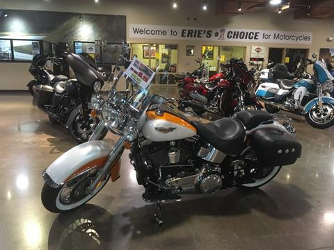 2014 Harley-Davidson Softail® Deluxe in Erie, Pennsylvania - Photo 2