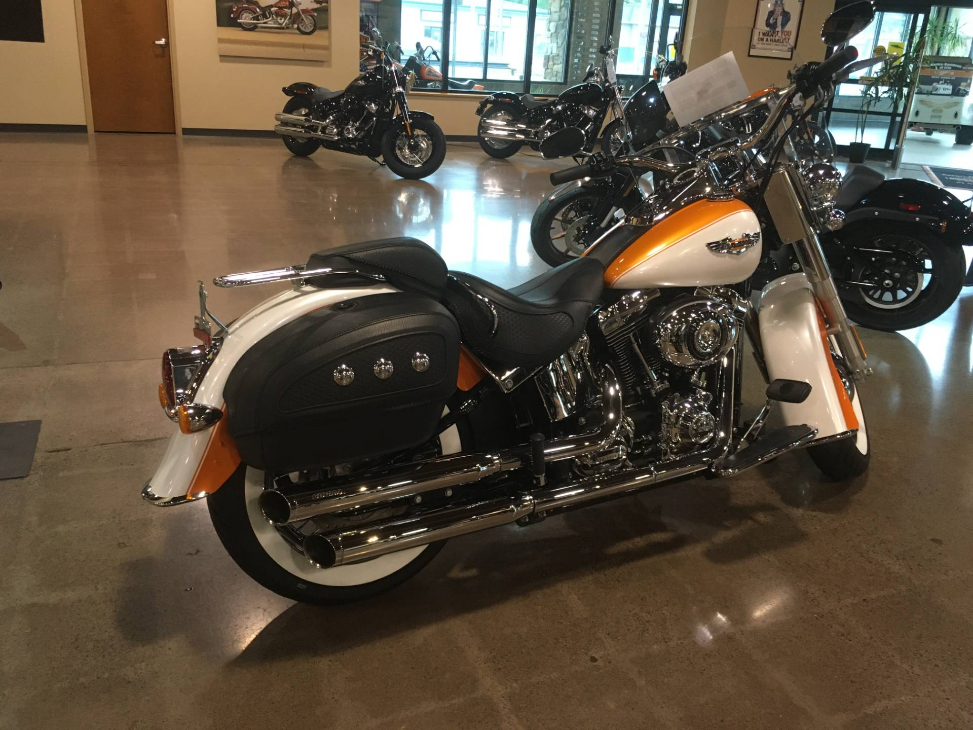 2014 Harley-Davidson Softail® Deluxe in Erie, Pennsylvania - Photo 3