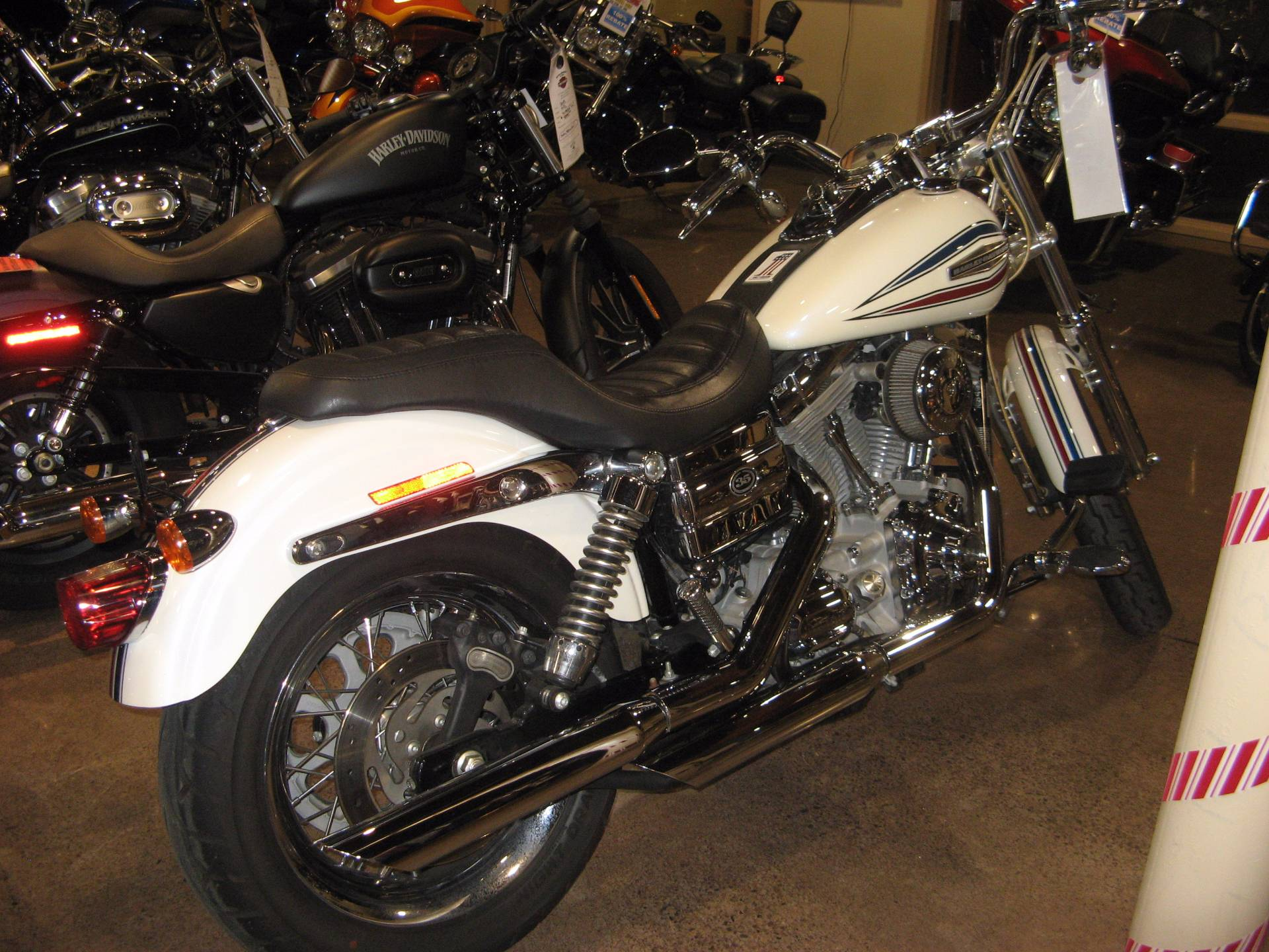 2006 Harley-Davidson 35th Anniversary Super Glide® in Erie, Pennsylvania
