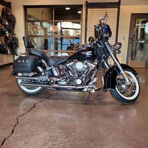 2012 Harley-Davidson Softail® Deluxe in Erie, Pennsylvania - Photo 1