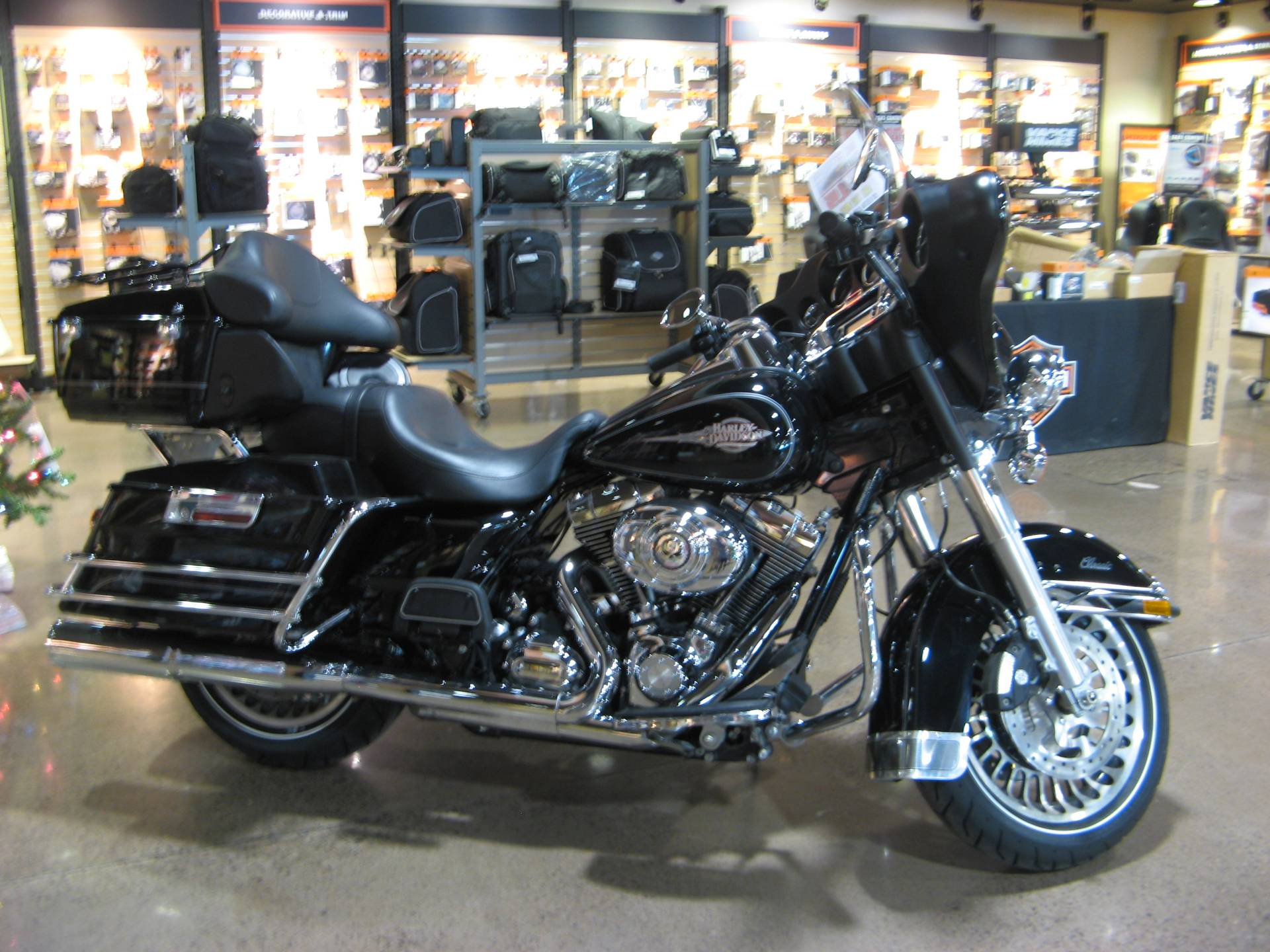 2011 Harley-Davidson Electra Glide® Classic in Erie, Pennsylvania - Photo 1