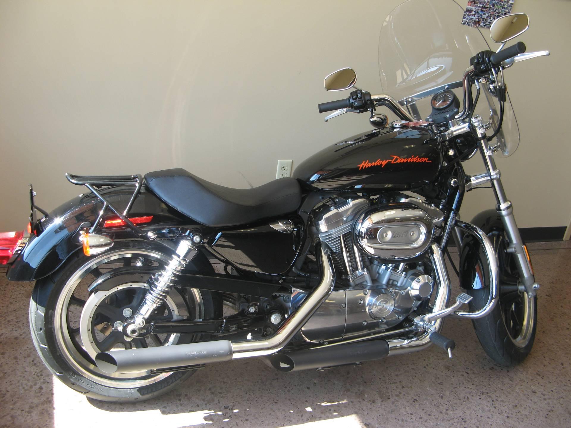 Used 2013 Harley-Davidson Sportster® 883 SuperLow® Motorcycles in ...