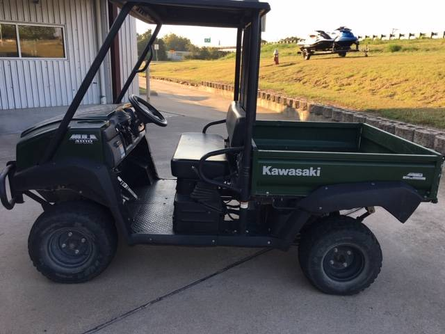 2015 Kawasaki Mule™ 4010 4x4 in Brenham, Texas - Photo 1