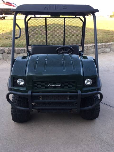 2015 Kawasaki Mule™ 4010 4x4 in Brenham, Texas - Photo 2