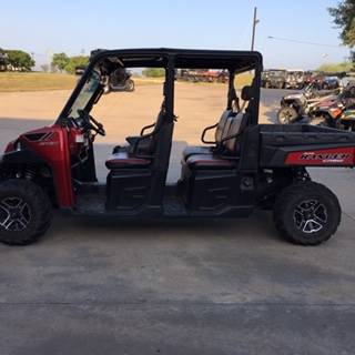 2014 Polaris Ranger Crew® 900 EPS LE in Brenham, Texas - Photo 2