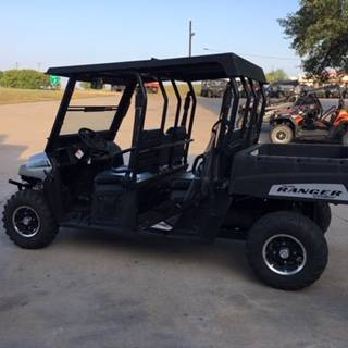 2012 Polaris R12WH50AK in Brenham, Texas