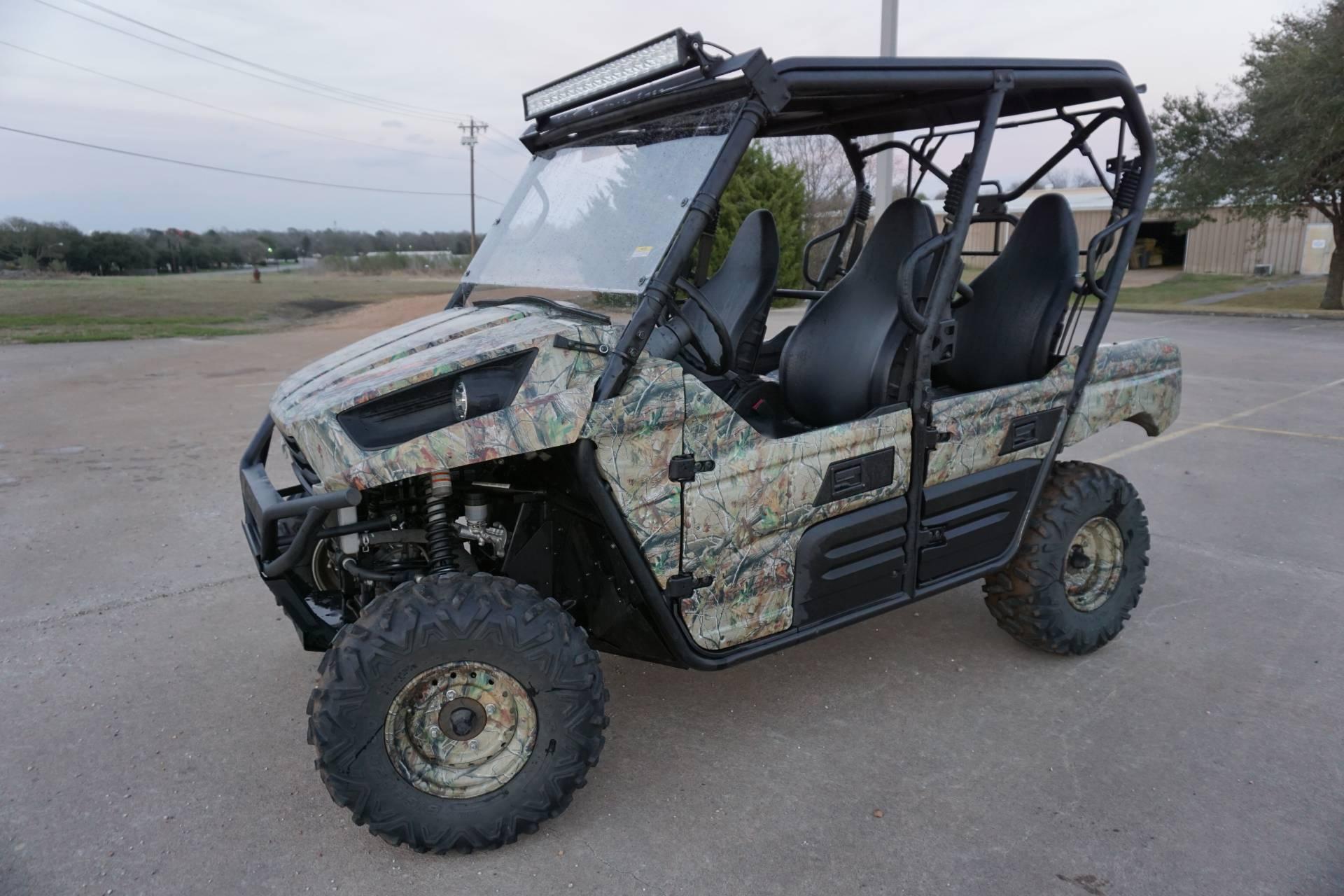 Kawasaki Teryx Oem Parts