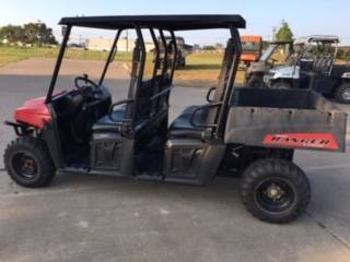 2013 Polaris Ranger Crew® 500 EFI in Brenham, Texas - Photo 1