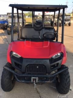 2013 Polaris Ranger Crew® 500 EFI in Brenham, Texas - Photo 2