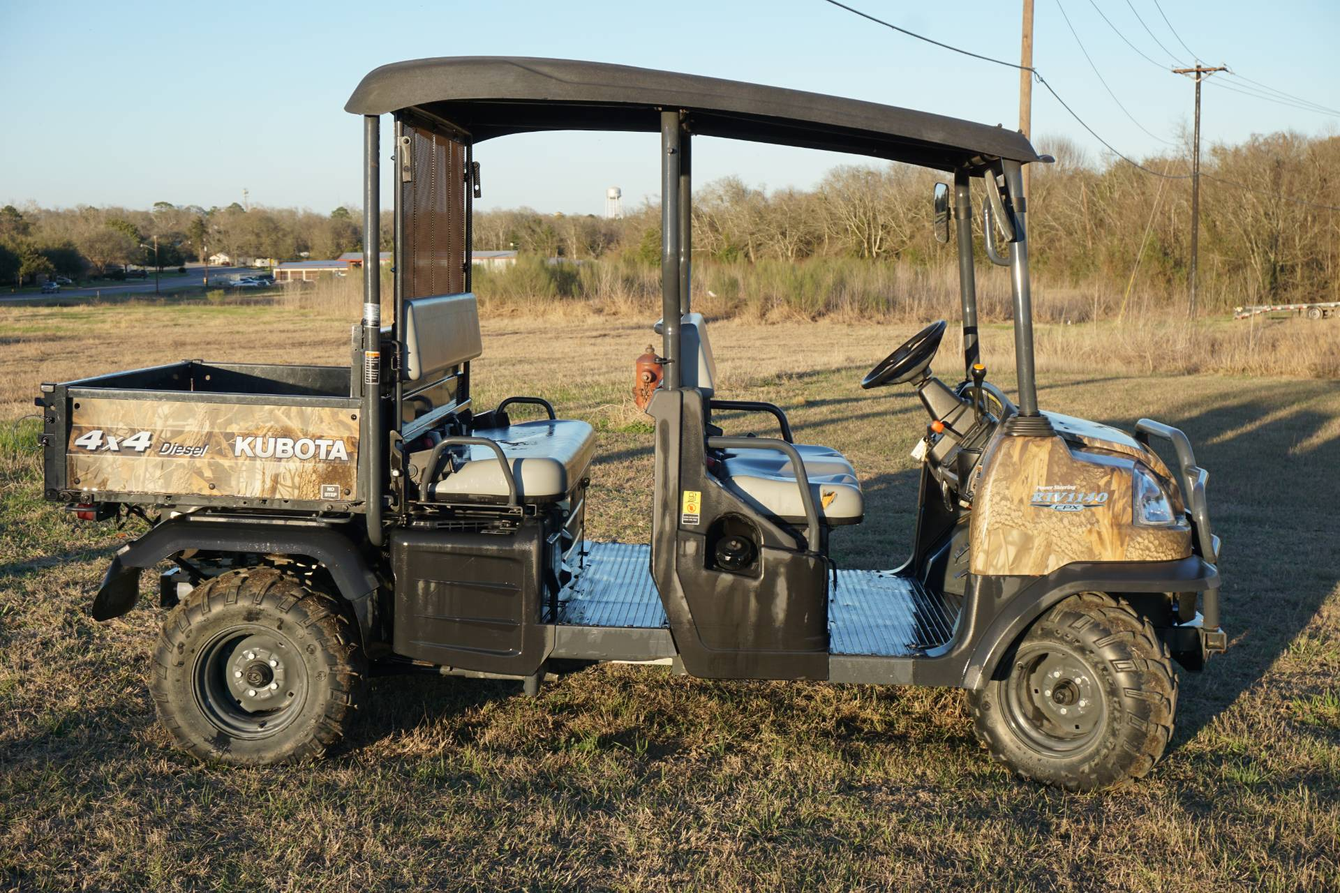 2014 Kubota RTV1140CPX in Brenham, Texas - Photo 3