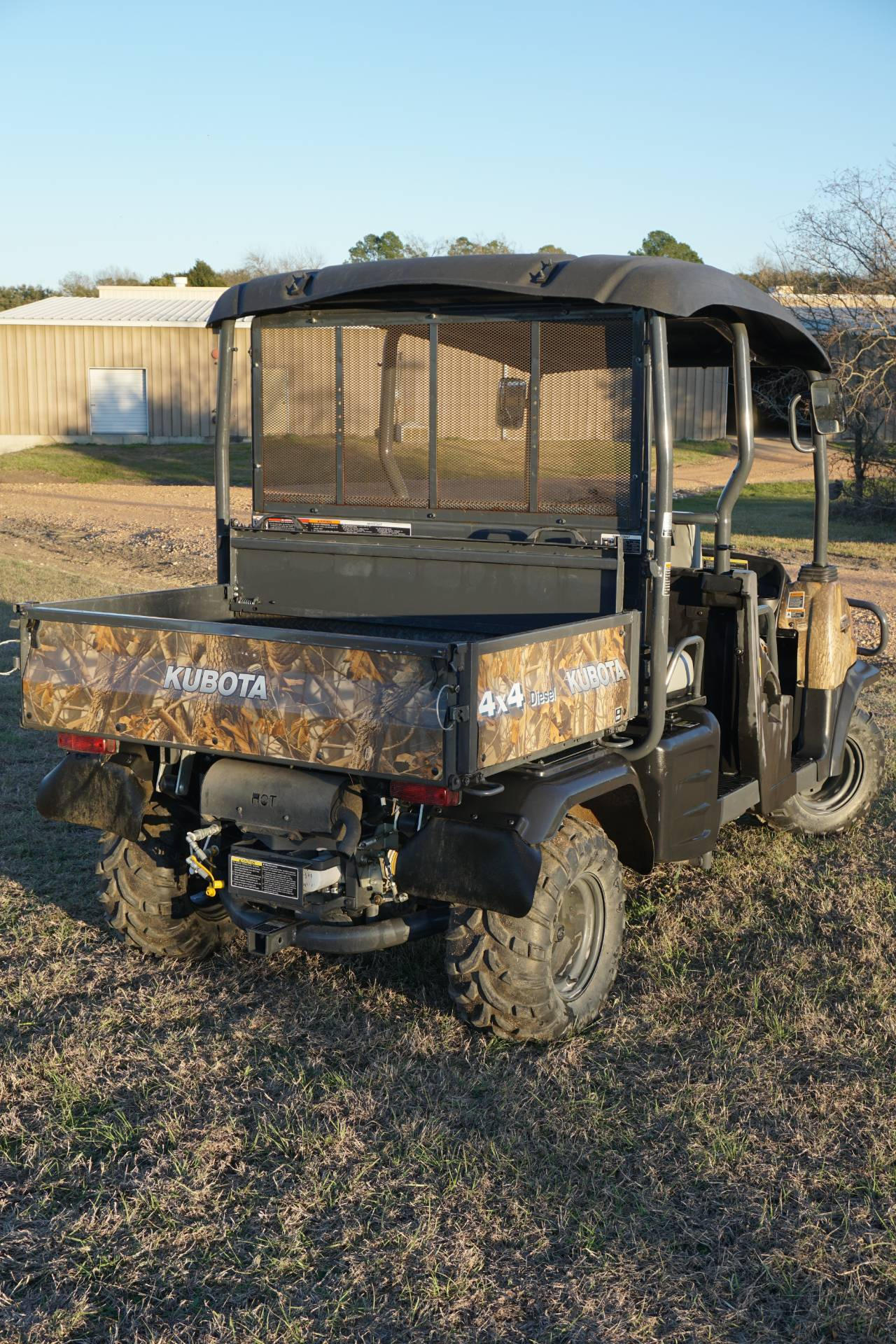 2014 Kubota RTV1140CPX in Brenham, Texas - Photo 4