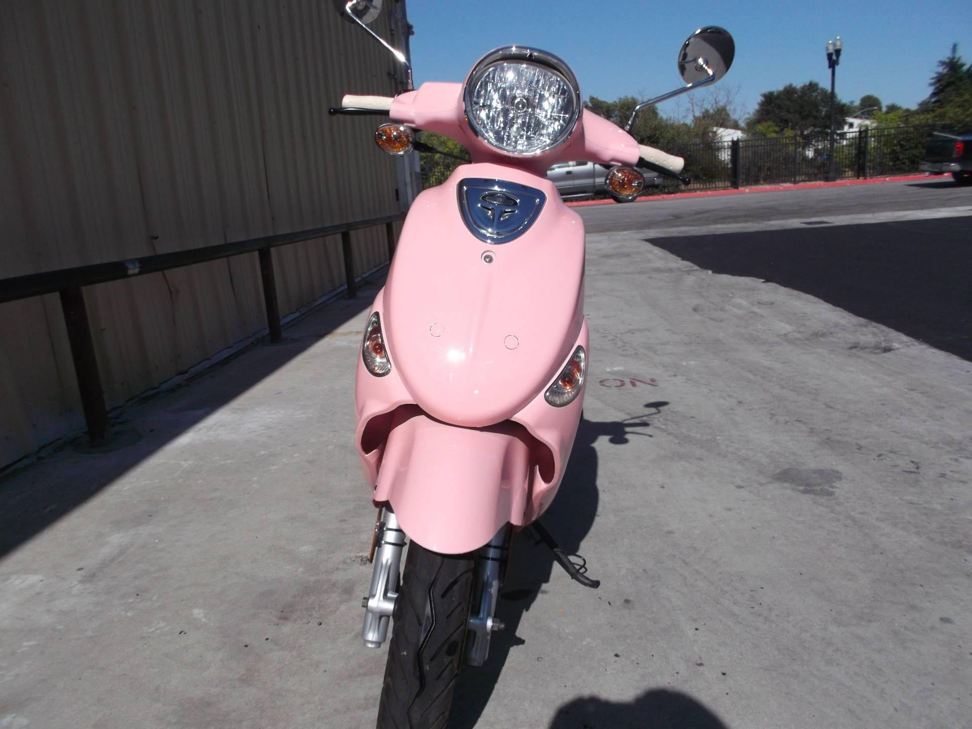 2007 Genuine Scooters Buddy 125 in Paso Robles, California - Photo 2