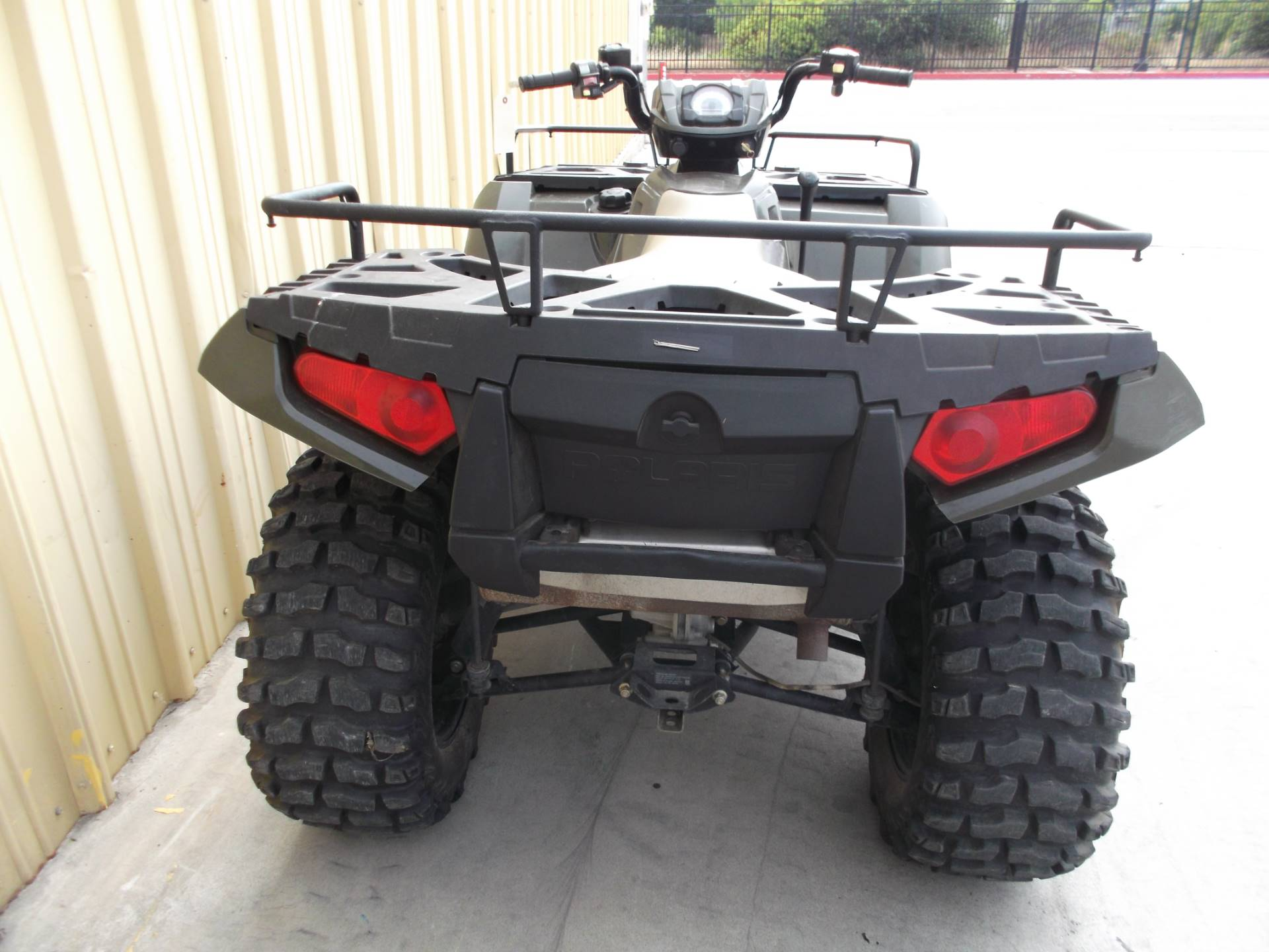 2012 Polaris Sportsman® 550 in Paso Robles, California