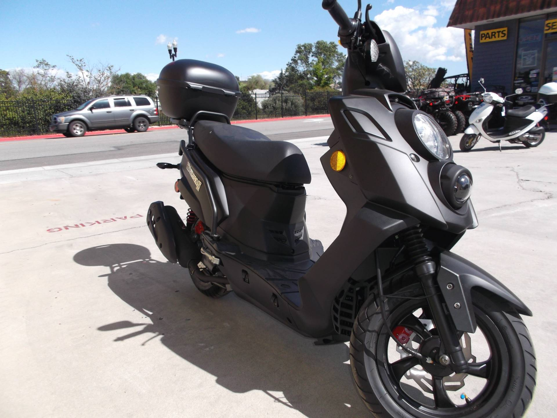 2018 Genuine Scooters Hooligan 170i in Paso Robles, California