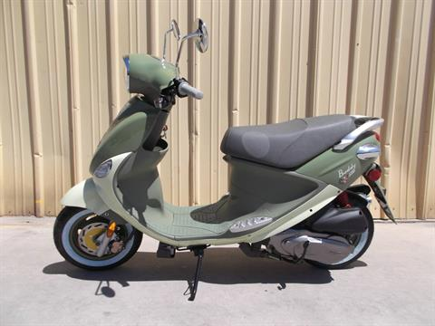 2018 Genuine Scooters Buddy 170i in Paso Robles, California