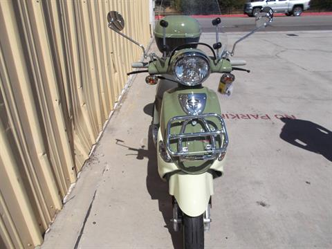 2018 Genuine Scooters Buddy 170i in Paso Robles, California - Photo 3