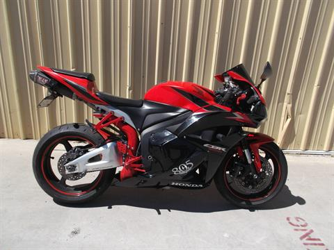 2011 Honda CBR®600RR in Paso Robles, California