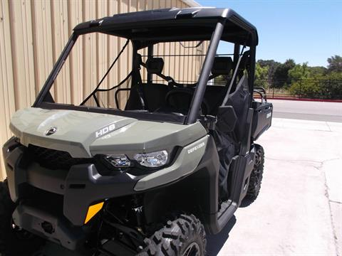 2018 Can-Am Defender DPS HD8 in Paso Robles, California