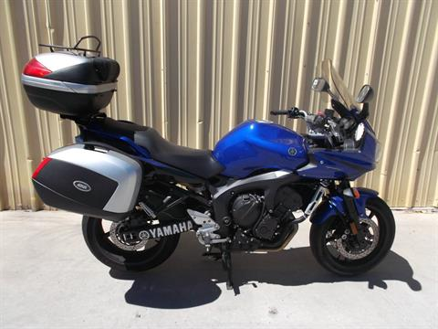 2007 Yamaha FZ6 in Paso Robles, California