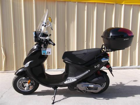 2018 Genuine Scooters Buddy 125 in Paso Robles, California - Photo 1