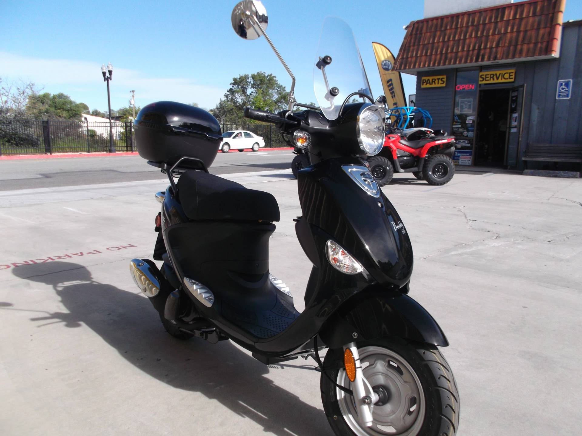 2018 Genuine Scooters Buddy 125 in Paso Robles, California - Photo 3