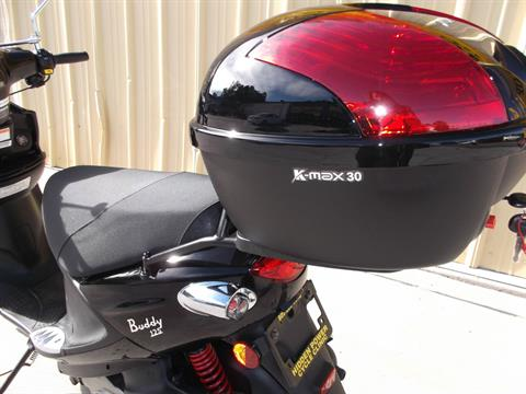 2018 Genuine Scooters Buddy 125 in Paso Robles, California - Photo 6