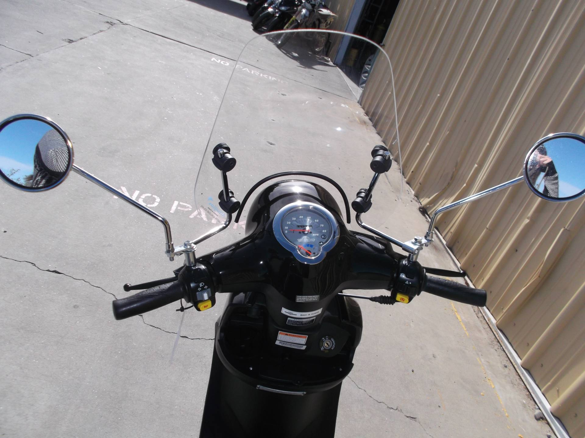 2018 Genuine Scooters Buddy 125 in Paso Robles, California