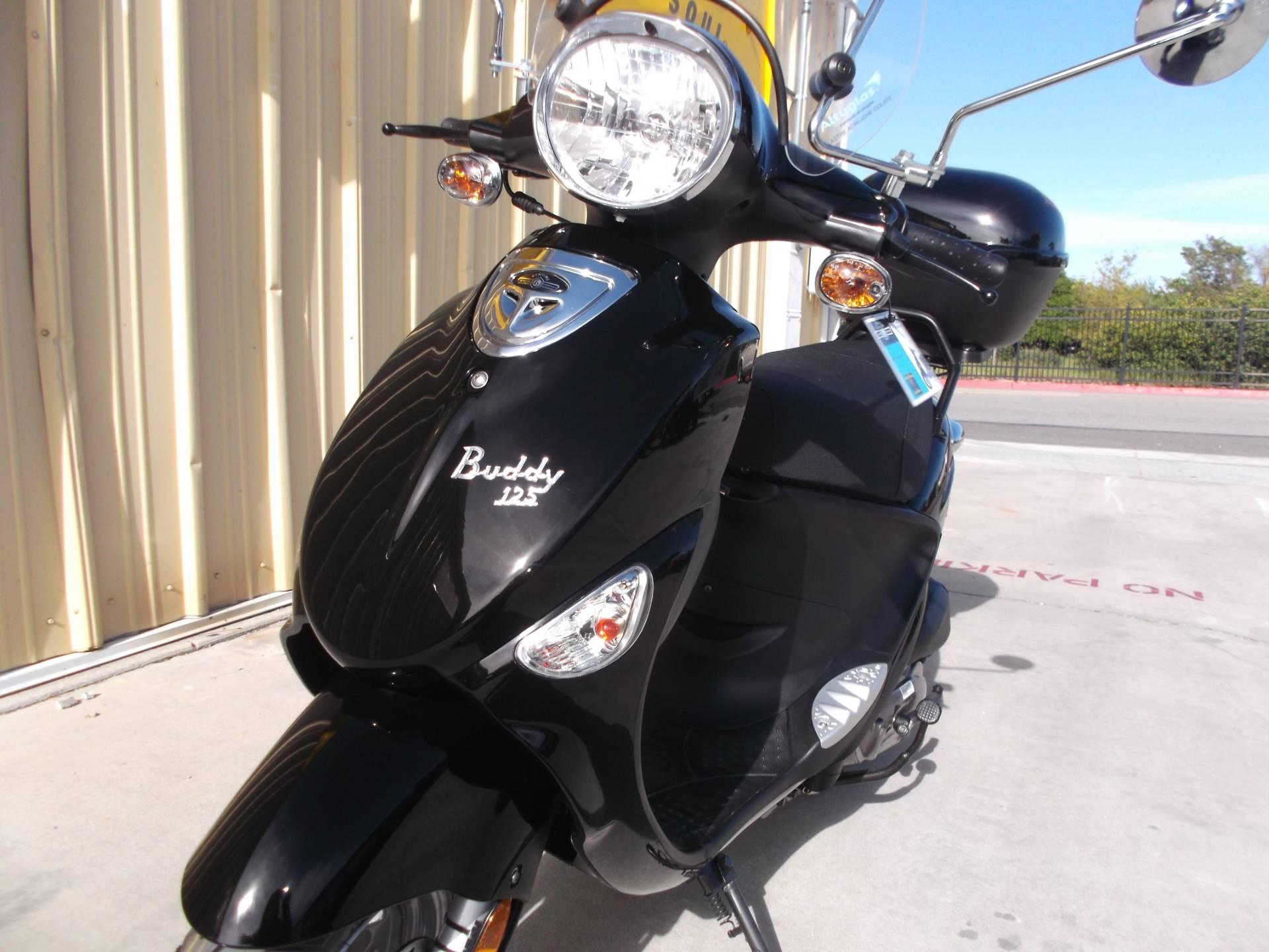 2018 Genuine Scooters Buddy 125 in Paso Robles, California - Photo 11