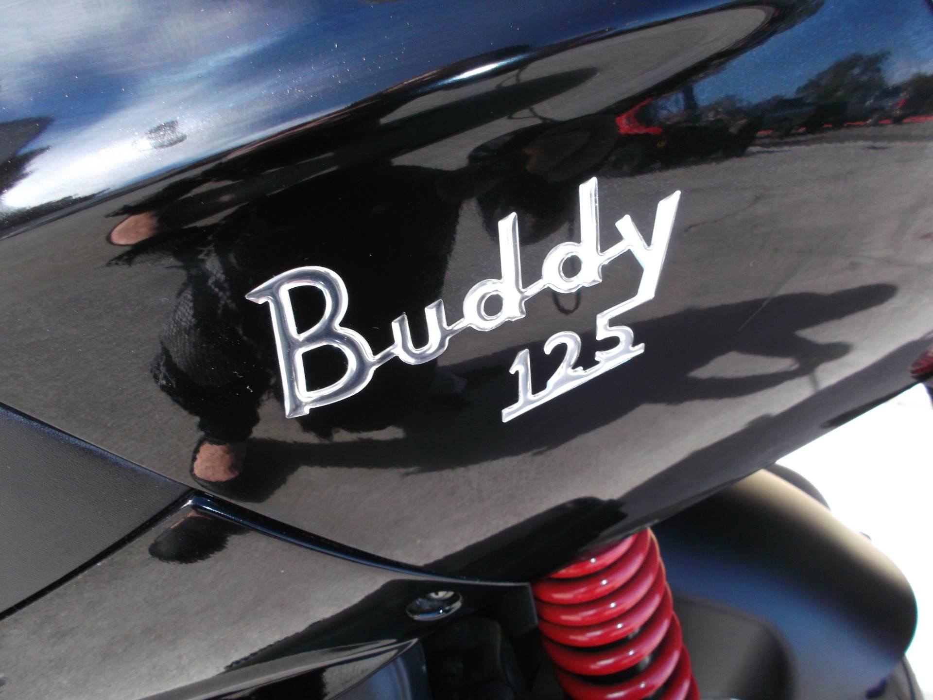 2018 Genuine Scooters Buddy 125 in Paso Robles, California - Photo 12
