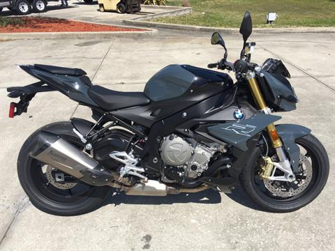 2017 BMW S 1000 R in Daytona Beach, Florida