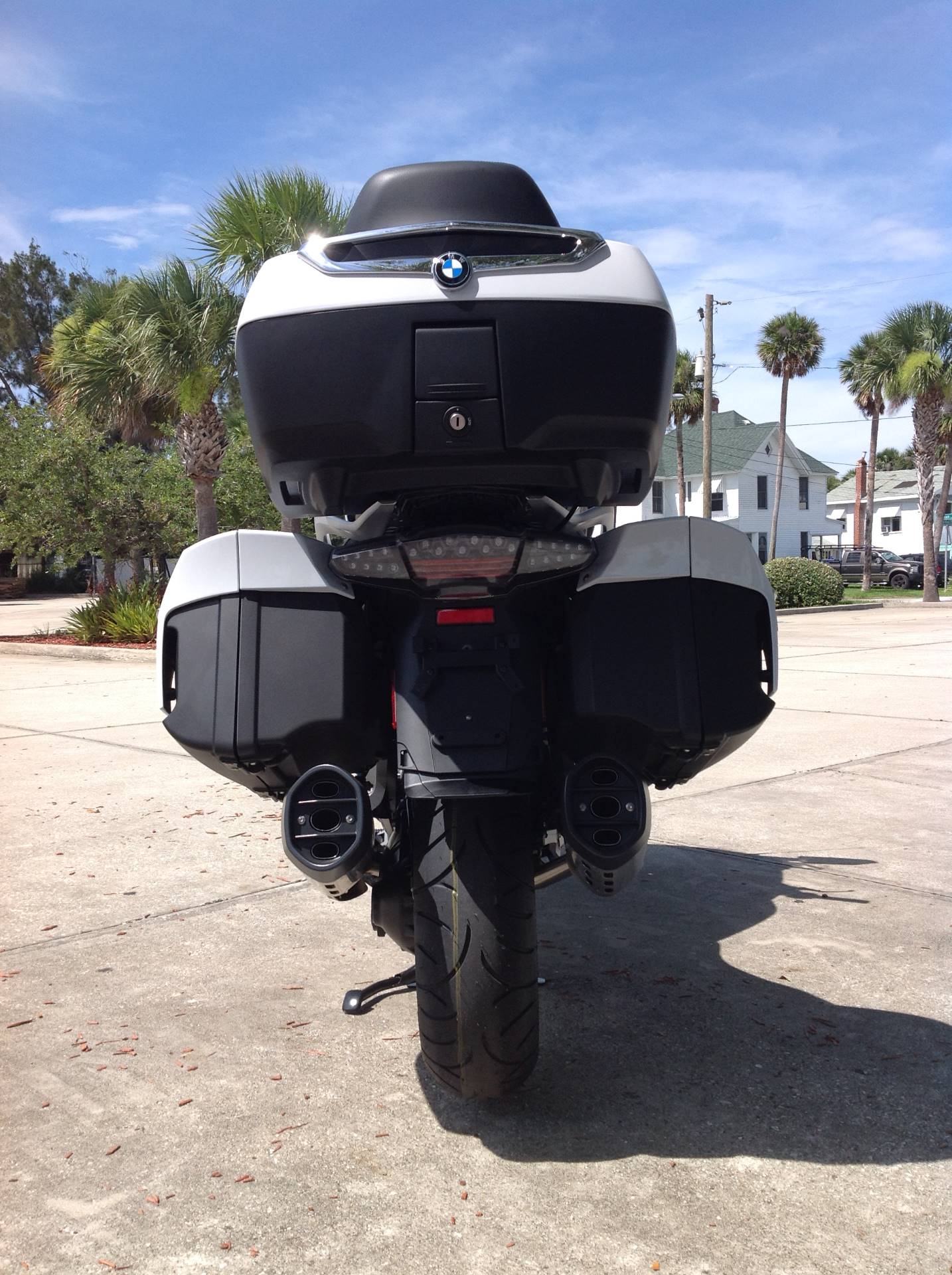 2018 bmw gtl. plain bmw 2018 bmw k 1600 gtl in daytona beach florida and bmw gtl
