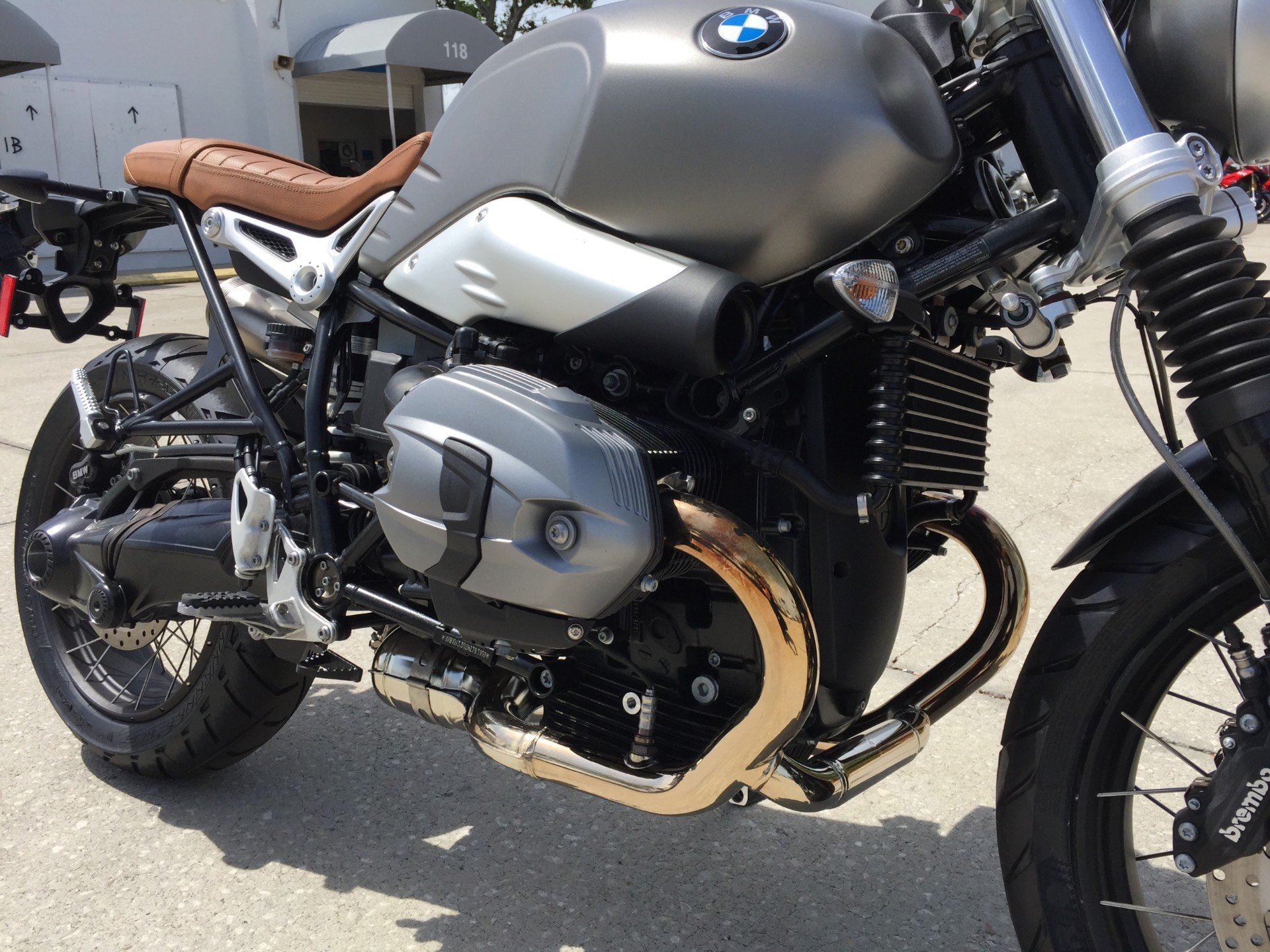 2017 BMW R nineT Scrambler in Daytona Beach, Florida