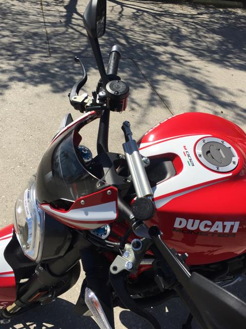 2016 Ducati Monster 1200 R in Daytona Beach, Florida