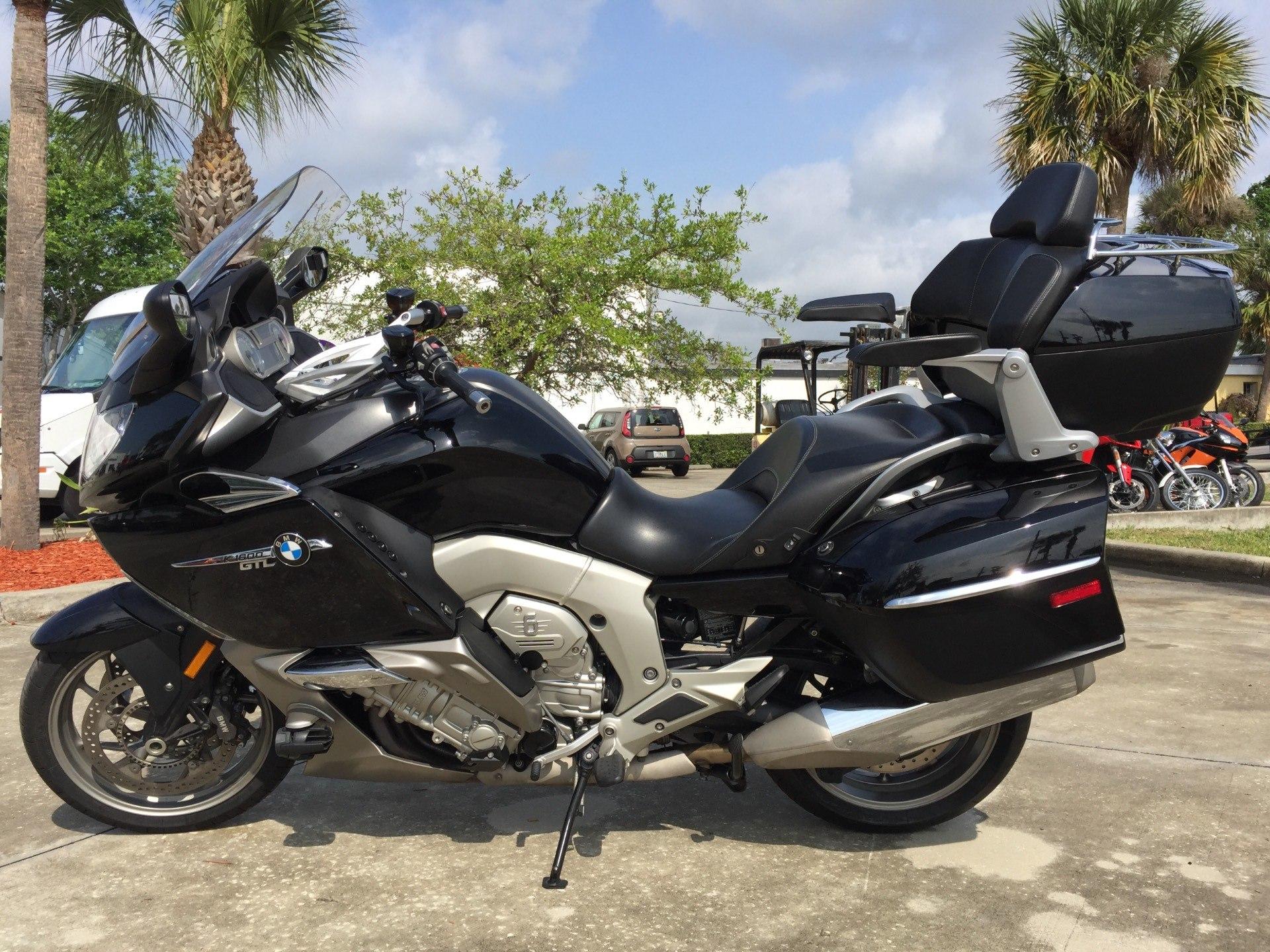 2015 BMW K 1600 GTL in Daytona Beach, Florida