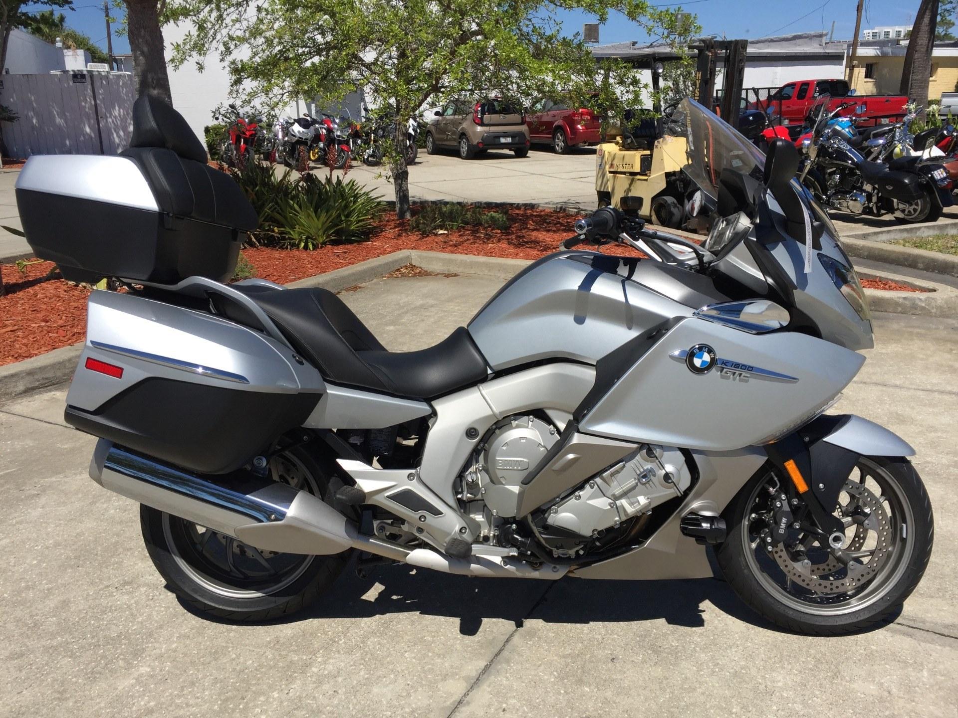 2016 BMW K 1600 GTL in Daytona Beach, Florida